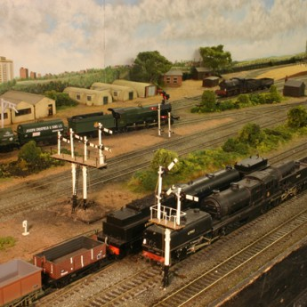 High Wycombe & District Model Railway Society